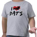 Amo la camiseta de los palos