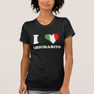 Amo la camiseta de manga corta de Chicharito Camisas