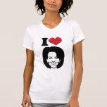 Amo la camiseta de Michelle Obama Camisas