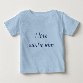 amo la camiseta de tía kim