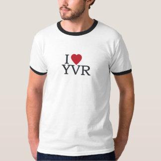 Amo la camiseta de Vancouver