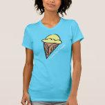 Amo la camiseta del helado