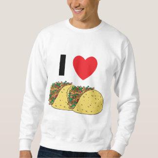 Amo la camiseta del Tacos