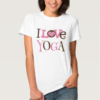 Amo la camiseta para mujer de los deportes de la playeras
