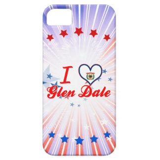Amo la cañada Dale, Virginia Occidental iPhone 5 Protector