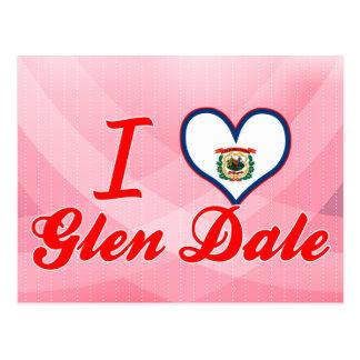 Amo la cañada Dale, Virginia Occidental Postal
