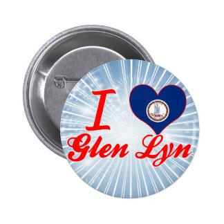 Amo la cañada Lyn, Virginia Pin