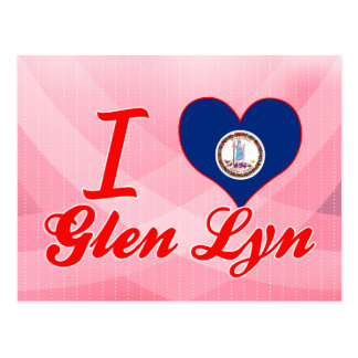 Amo la cañada Lyn, Virginia Postal