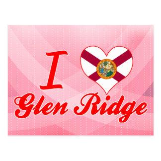 Amo la cañada Ridge, la Florida Postal