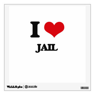 Amo la cárcel