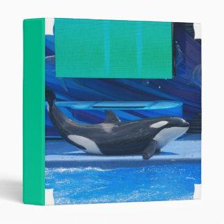 Amo la carpeta de las orcas