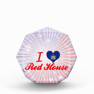 Amo la casa roja, Nueva York