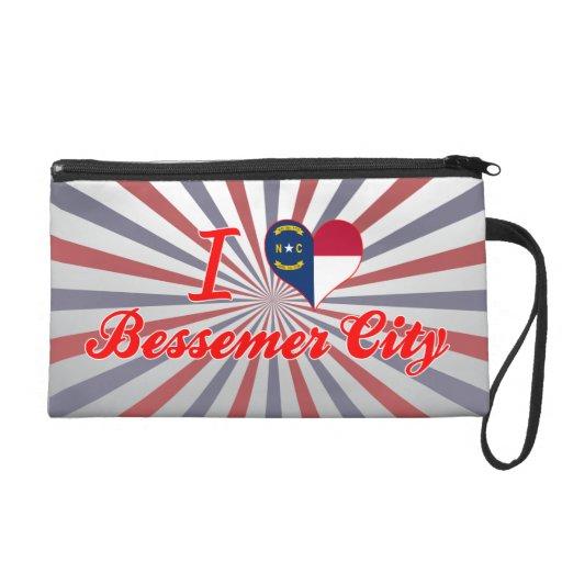 Amo la ciudad de Bessemer, Carolina del Norte