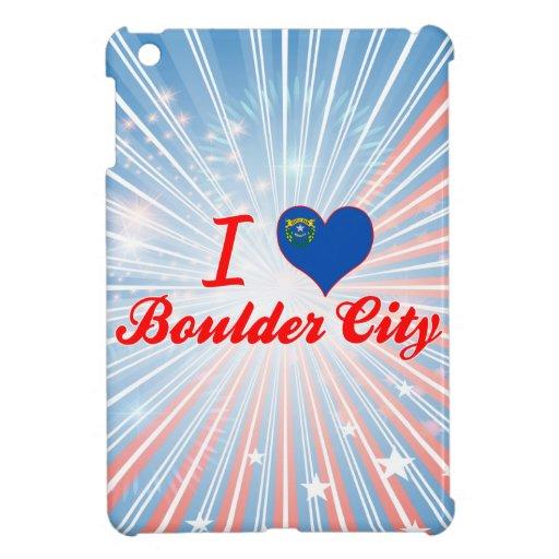 Amo la ciudad de Boulder, Nevada