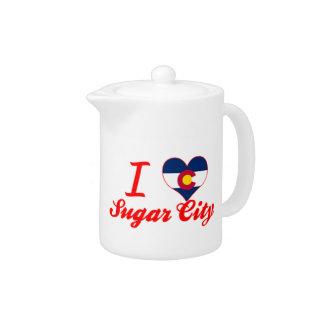 Amo la ciudad del azúcar, Colorado