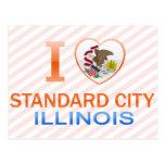 Amo la ciudad estándar, IL Postal