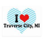 Amo la ciudad transversal, MI Postal