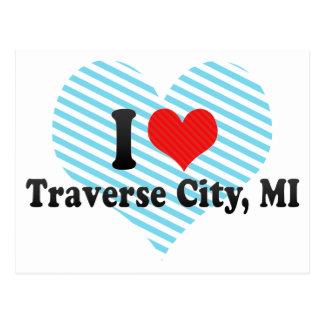 Amo la ciudad transversal, MI Tarjetas Postales