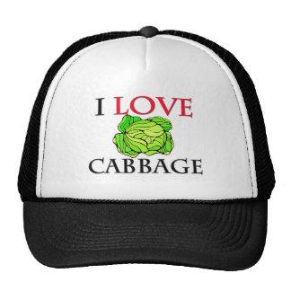 Amo la col gorras