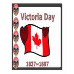 Amo la colección de Canadá Tarjetas Postales
