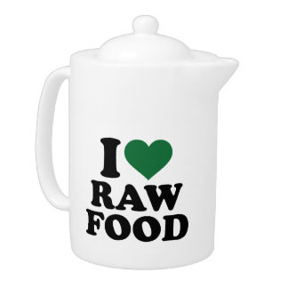 Amo la comida cruda