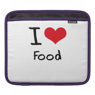 Amo la comida manga de iPad