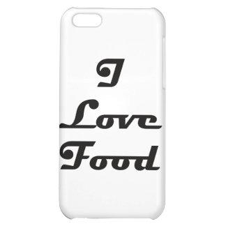 Amo la comida