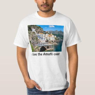 Amo la costa de Amalfi Playera