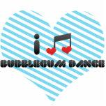 Amo la danza de Bubblegum Esculturas Fotográficas