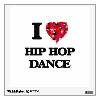 Amo la danza de Hip Hop Vinilo