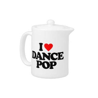 AMO LA DANZA POP