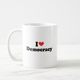 AMO LA DEMOCRACIA - PNG TAZA