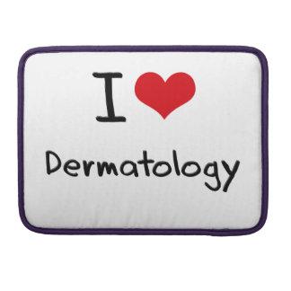 Amo la dermatología funda para macbook pro