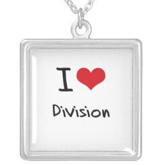 Amo la división joyería