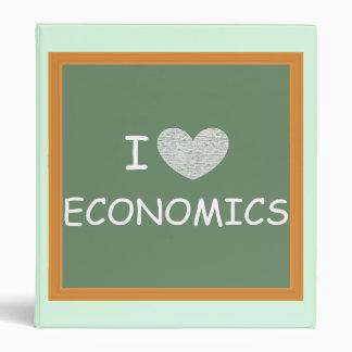 """Amo la economía carpeta 1"""""""