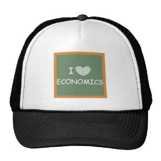 Amo la economía gorras
