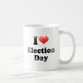 AMO la ELECCIÓN DAY.png Taza De Café