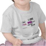 Amo la empanada de la Abucheo-Baya Camiseta