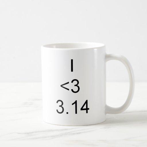 amo la empanada taza de café