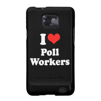 AMO la ENCUESTA WORKERS.png Samsung Galaxy SII Funda