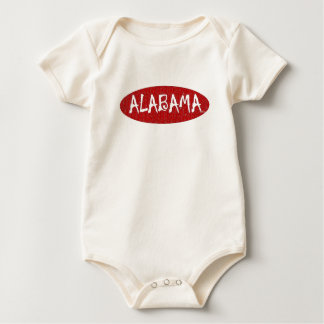 Amo la enredadera orgánica infantil de Alabama Enterito
