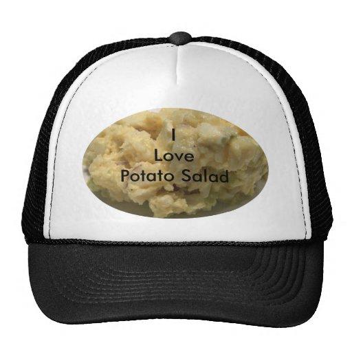 Amo la ensalada de patata gorro