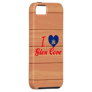 Amo la ensenada de la cañada, Nueva York iPhone 5 Fundas
