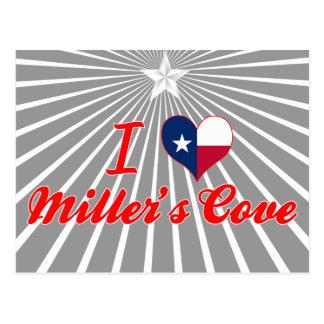 Amo la ensenada de Miller, Tejas Postal