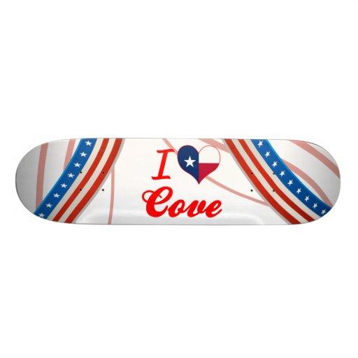 Amo la ensenada, Tejas Tabla De Skate