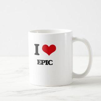 Amo la EPOPEYA Taza De Café