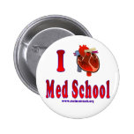Amo la escuela del MED Pins