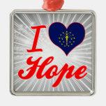 Amo la esperanza, Indiana Ornamentos De Reyes