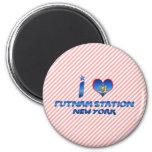 Amo la estación de Putnam, Nueva York Iman De Nevera