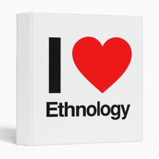 amo la etnología